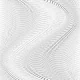 Background Wave Stripe Stock Photography