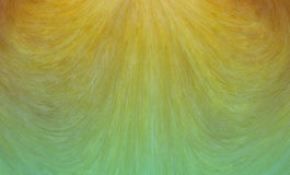 Background wave watercolor beige gold color to azure base wallpaper abstraction Royalty Free Stock Photo