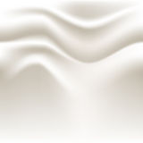 Background with wavy folds Royalty Free Stock Images