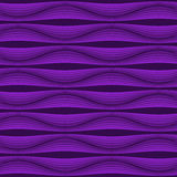 Background of wavy lines Stock Image