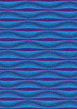Background of wavy lines Stock Photos
