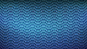 Background with wavy lines Royalty Free Stock Photos