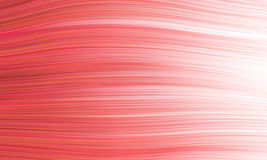 Background of wavy lines in red. High quality rendering of wavy line background red Stock Image