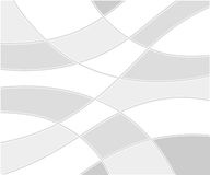 Background of wavy lines.Vector illustration.Flat. Gray Royalty Free Stock Photo