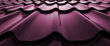 Background of wavy metallic Royalty Free Stock Photo