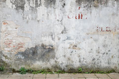Background of a weathered old wall Stock Image