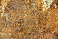 Background of weathered stone rock Stock Images