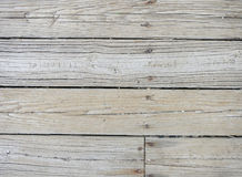 Background 0005 Weathered Wood Boards with Nails Stock Photography