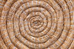 Background weaving of straw Royalty Free Stock Photography