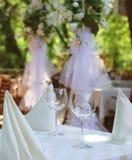 background wedding Στοκ φωτογραφία με δικαίωμα ελεύθερης χρήσης