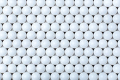 Background of white balls. airsoft 6mm. Background of white balls. airsoft 6mm Royalty Free Stock Image