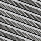 Background in white and black hues. Background with geometries diagonally oriented in black and white hues. Abstract background and image Stock Images