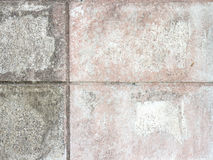 Background of the white brick wall Royalty Free Stock Images
