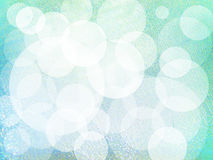 Background of white circles Royalty Free Stock Images