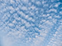 Cloud and blue sky Royalty Free Stock Images