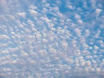 Cloud and blue sky Royalty Free Stock Photos
