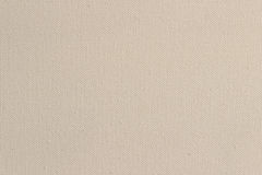 Background from white coarse canvas texture. Stock Photography