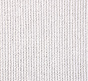 Background from white coarse canvas texture. High res Royalty Free Stock Photography