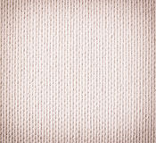 Background from white coarse canvas texture. High res Stock Photo