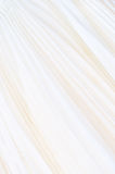 Background of white fabric located diagonal Stock Photo