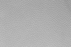 Background from white leather. Macro picture of white leather Royalty Free Stock Photos