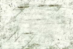 Background. White retro background, old paper with scratches royalty free stock photography