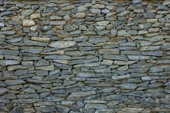 Background of white stone wall. Texture Royalty Free Stock Image