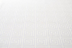 Background from a white texture of repeating squares. Horizontal frame Stock Image