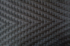Background wicker plastic weave Stock Photography