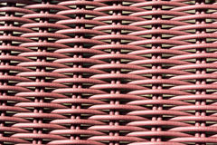 Background of wicker rattan texture pattern Royalty Free Stock Image