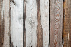 Background of wide boards with natural wood texture Stock Photos