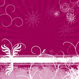 Background winter Stock Images