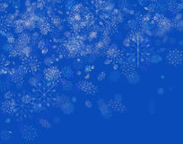 Background winter Stock Photography