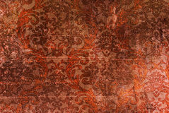 Background With Light Renaissance Ornament Royalty Free Stock Image