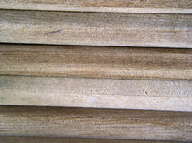 Background:  wood. Parallel - wood Royalty Free Stock Images