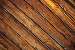 Background of wood boards Royalty Free Stock Image