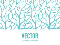 Pattern background root for banner graphic design. stock illustration
