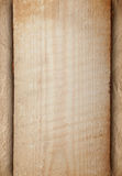Background - Wood and old crumpled paper royalty free stock image