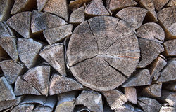 A background of wood stock. Wood batch - a background of wood stock Royalty Free Stock Images