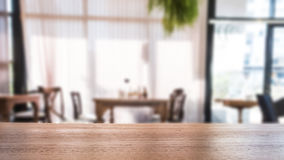 Background of wood table stock images