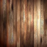 Background wood texture old panels. EPS 10. This is editable vector illustration Stock Photo