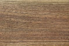 Background of wood texture of walnut stock image