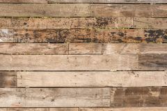 Background from wooden boards as a template royalty free stock photos
