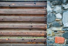 Background of wooden boards. royalty free stock photo