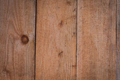 Background of wooden boards with a bough Stock Photos