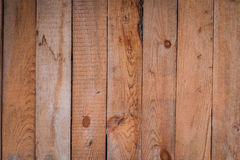 Background of wooden boards with a bough Royalty Free Stock Photography