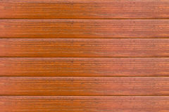Background wooden boards color ocher ridge textured Royalty Free Stock Image
