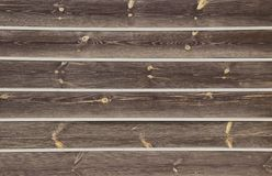 Background of wooden boards in daylight royalty free stock image