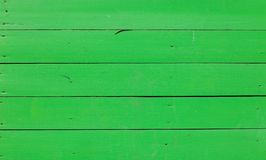 Background wooden boards green bright texture desk. Texture royalty free stock photos