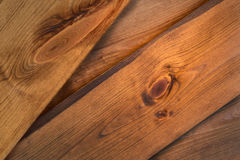 Background of Wooden Boards Royalty Free Stock Photo